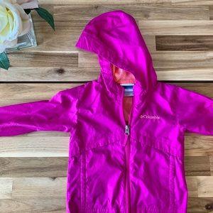 Girls' Toddler Switchback  Rain Jacket